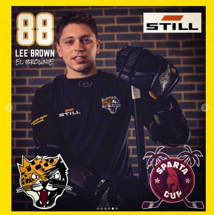Picture of  88. Lee Brown